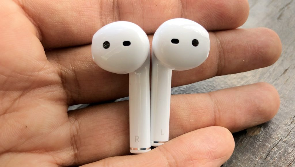 realme buds air earpod