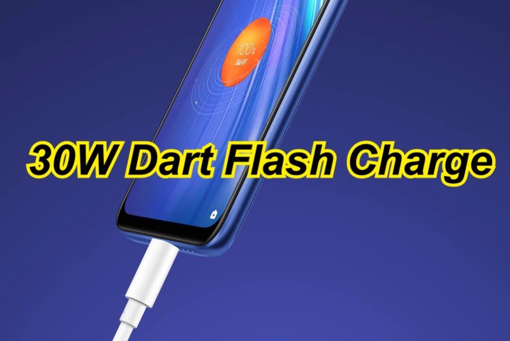 realme X3 SuperZoom Malaysia - Teknologi Pengecasan 30W Dart Flash Charge & Liquid Cooling 2