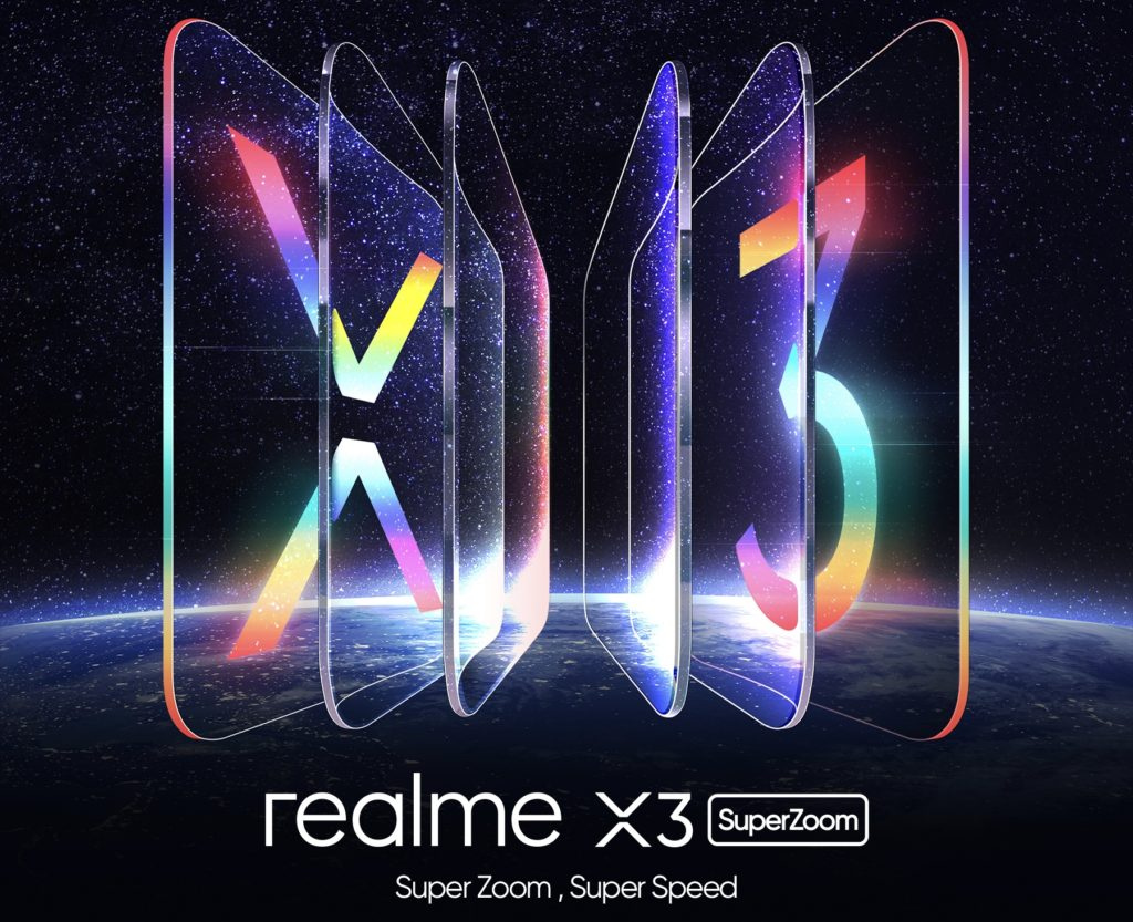 realme X3 SuperZoom Malaysia - Teknologi Pengecasan 30W Dart Flash Charge & Liquid Cooling 1