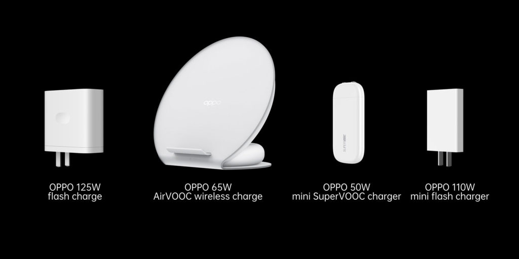 Oppo umumkan teknolog pengecasan pantas 125W Flash Charge dan 65W AirVOOC wireless charge 11