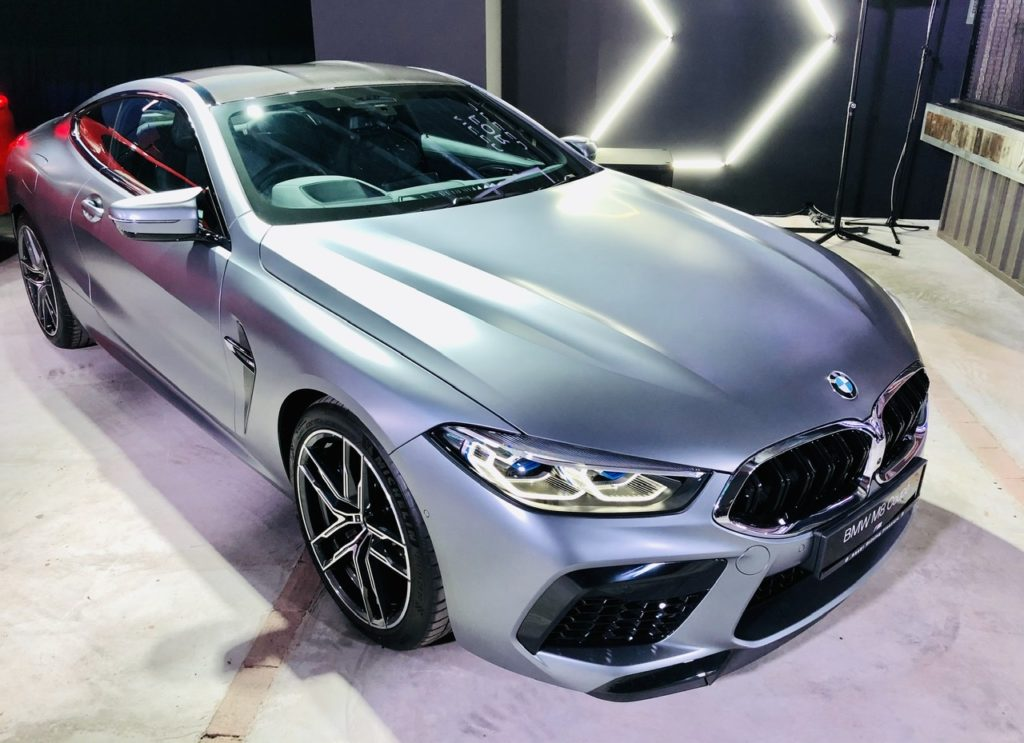 BMW M8 Coupe Malaysia