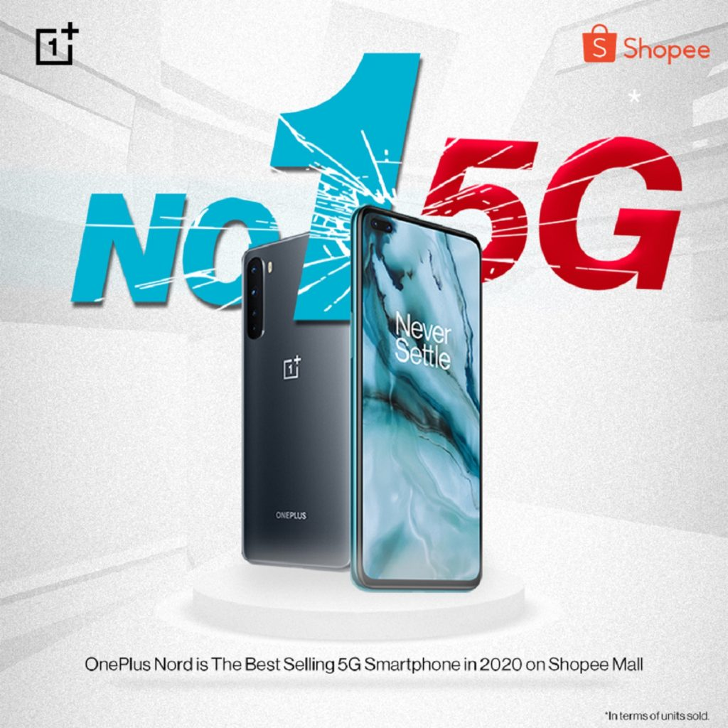 OnePlus Nord Shopee