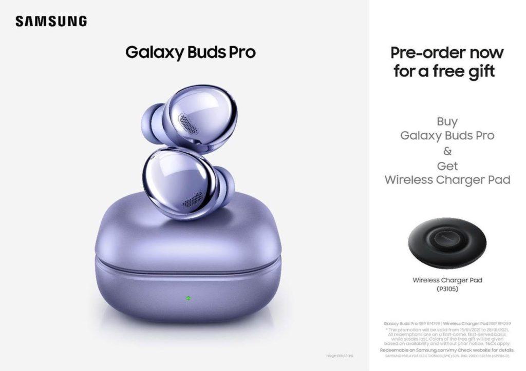 Samsung Galaxy Buds Pro & Galaxy SmartTag dilancarkan secara rasmi 16