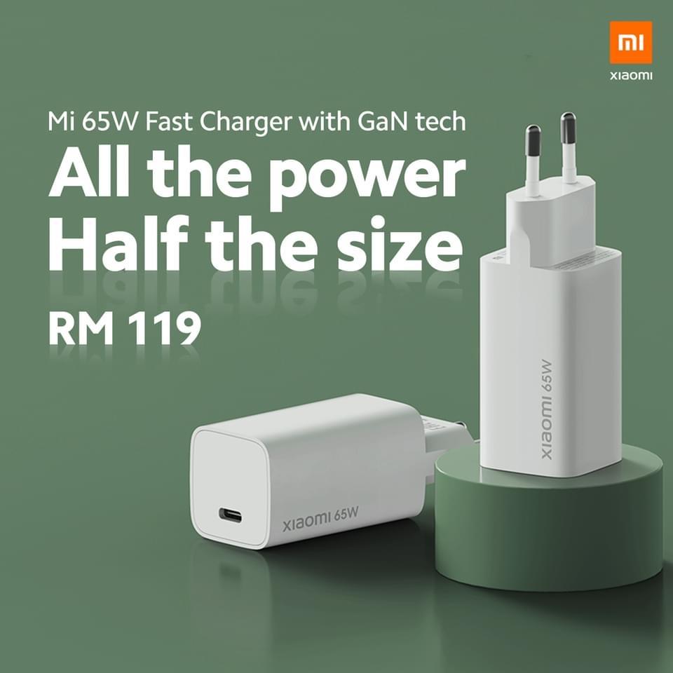 Xiaomi kini menawarkan Mi Smart Speaker dan Adapter 65W Fast Charger GaN di Malaysia 12