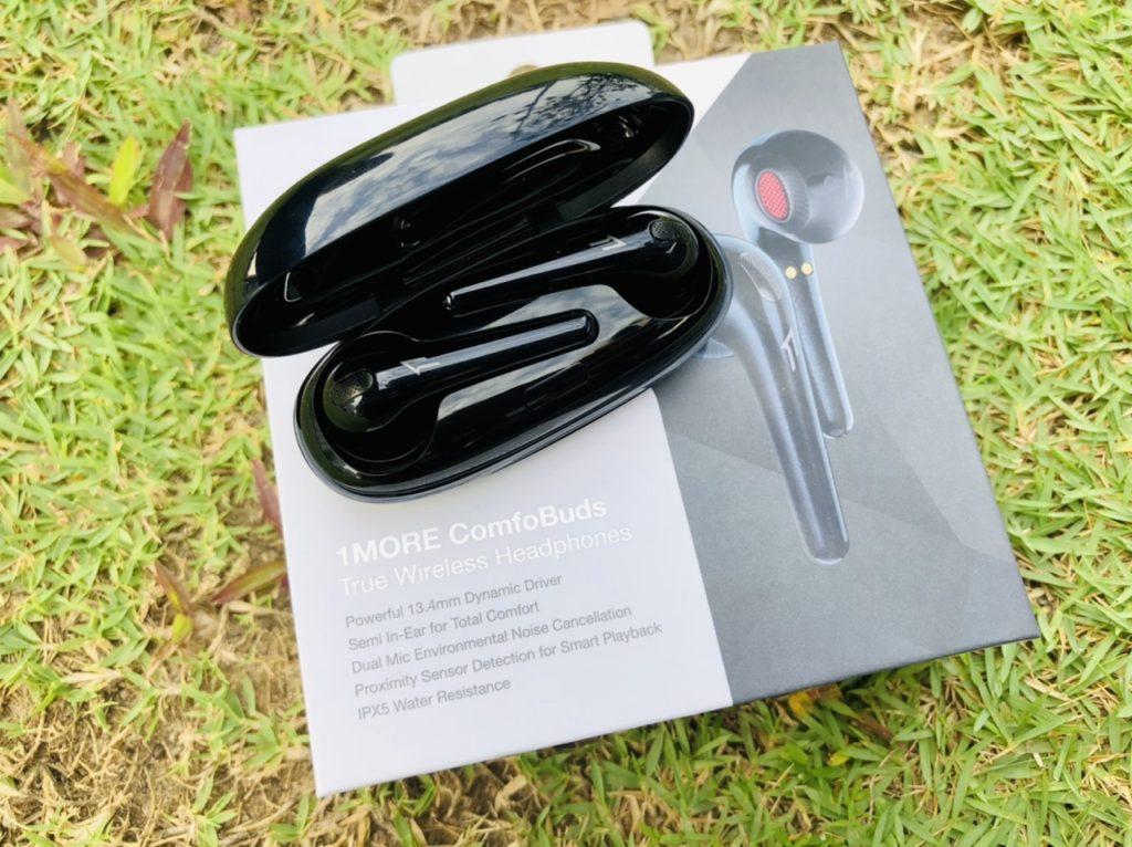 ULASAN : 1MORE ComfoBuds - TWS Semi-In Ear Unik pada harga RM 189 sahaja 19