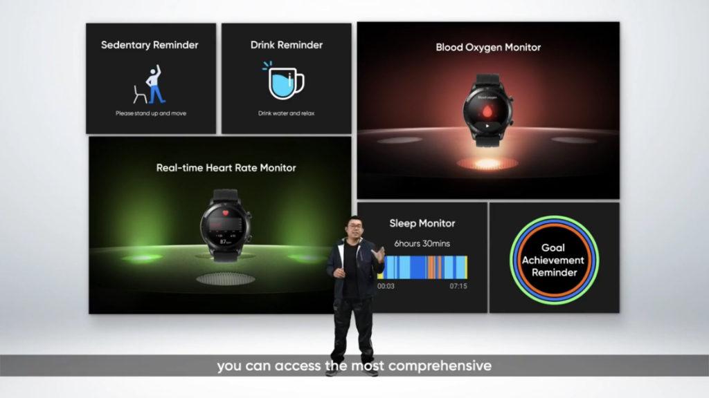 realme Watch S Pro  kini rasmi di Malaysia - RM 599 sahaja 11