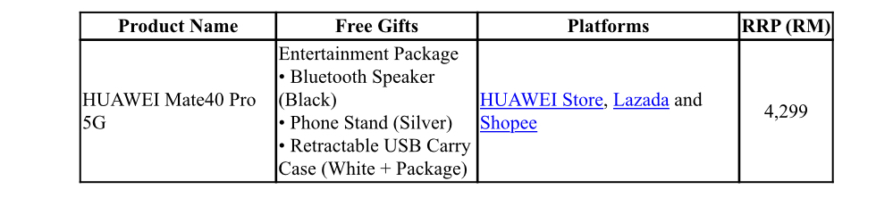 Promosi CNY 2021 HUAWEI akan berlangsung pada 25 hingga 27 Januari ini 23