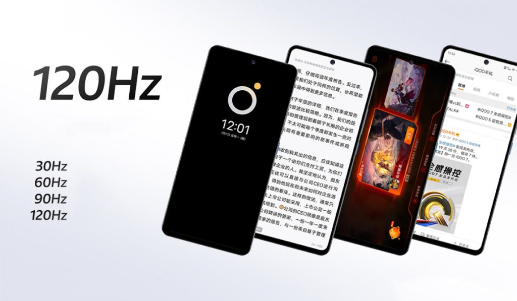 iQOO 7 kini rasmi dengan Snapdragon 888 , Skrin AMOLED 120Hz dan Pengecasan Pantas 120W pada harga dari RM 2,371 8