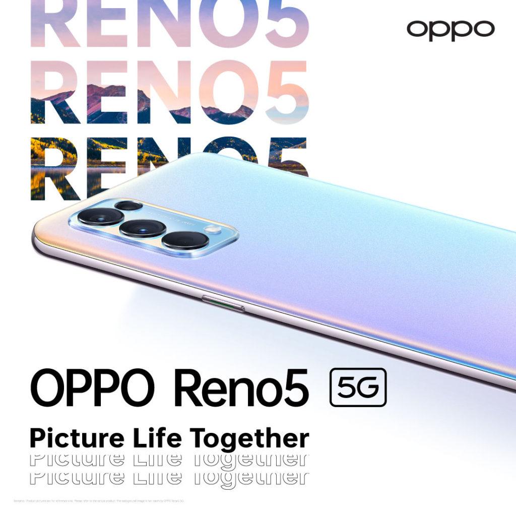 Siri Oppo Reno5 5G akan ditawarkan di Malaysia pada harga bawah RM 2,000 3