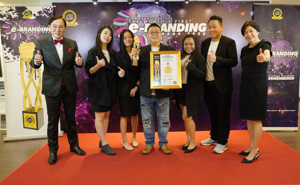 Xiaomi terima Anugerah Jenama Terbaik Tahunan bagi kategori Telefon Pintar & Peranti dari BrandLaureate World's e-Branding Award 3