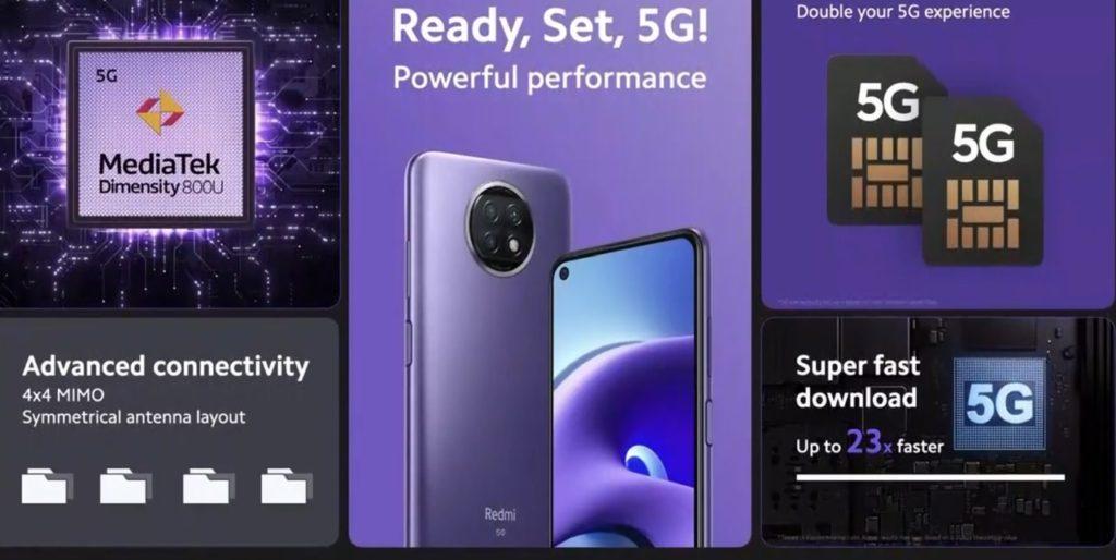 Xiaomi Redmi Note 9T 5G kini rasmi untuk pasaran global 11