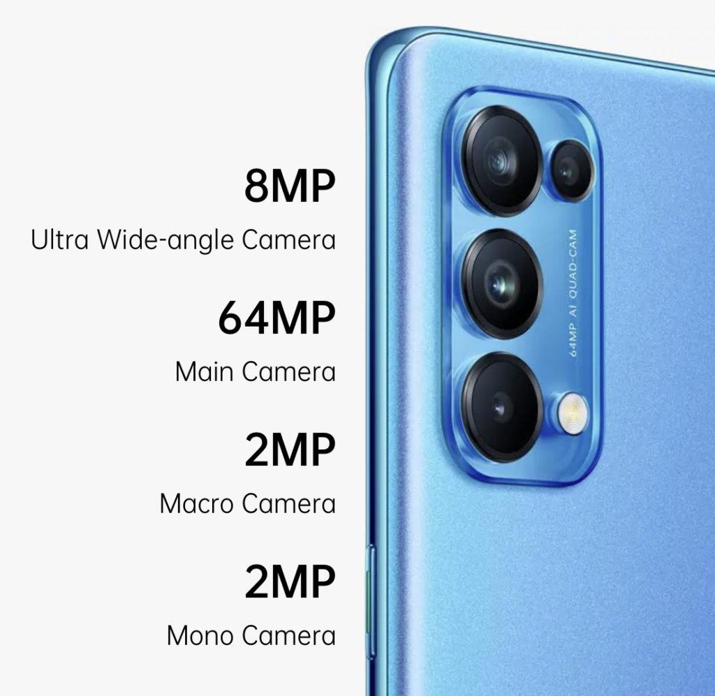 Oppo Reno5 Pro 5G dan Reno5 5G kini rasmi - skrin AMOLED 902 Hz, quad-kamera 64MP dan pemproses 5G berkuasa tinggi 15