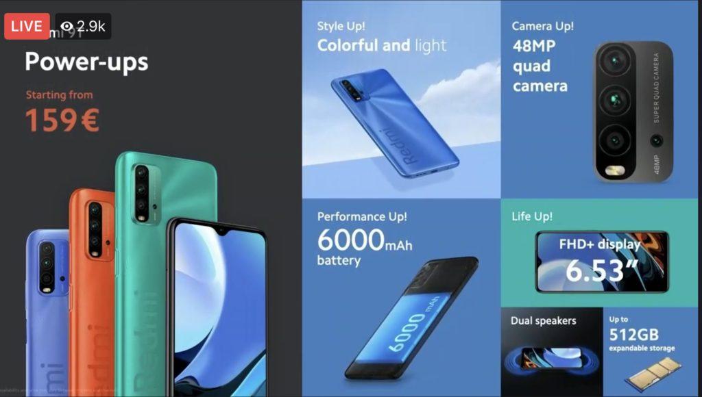 Xiaomi Redmi 9T kini rasmi - Skrin FHD+, Snapdragon 662 & Bateri 6,000mAh pada harga dari RM 599 sahaja 8