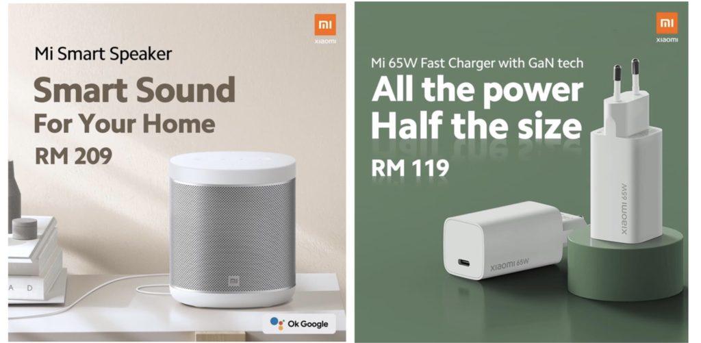 Xiaomi kini menawarkan Mi Smart Speaker dan Adapter 65W Fast Charger GaN di Malaysia 11