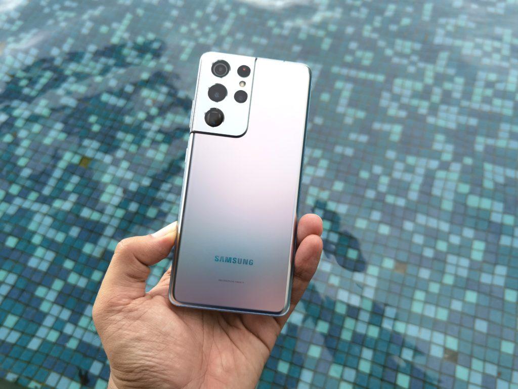 Pandang Pertama : Samsung Galaxy S21 Ultra Malaysia 22