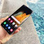 Pandang Pertama : Samsung Galaxy S21 Ultra Malaysia 34