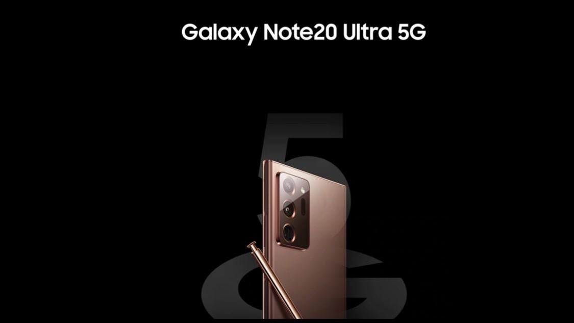 Samsung Galaxy Note20 Ultra 5G vs Apple iPhone 12 Pro Max