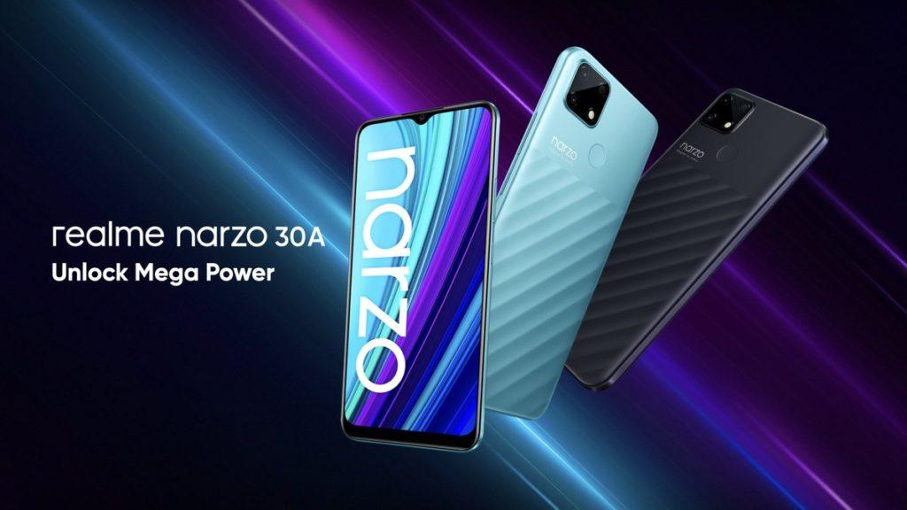 realme Narzo 30 Pro 5G kini rasmi pada harga serendah RM 948 - Narzo 30A turut dilancarkan 11