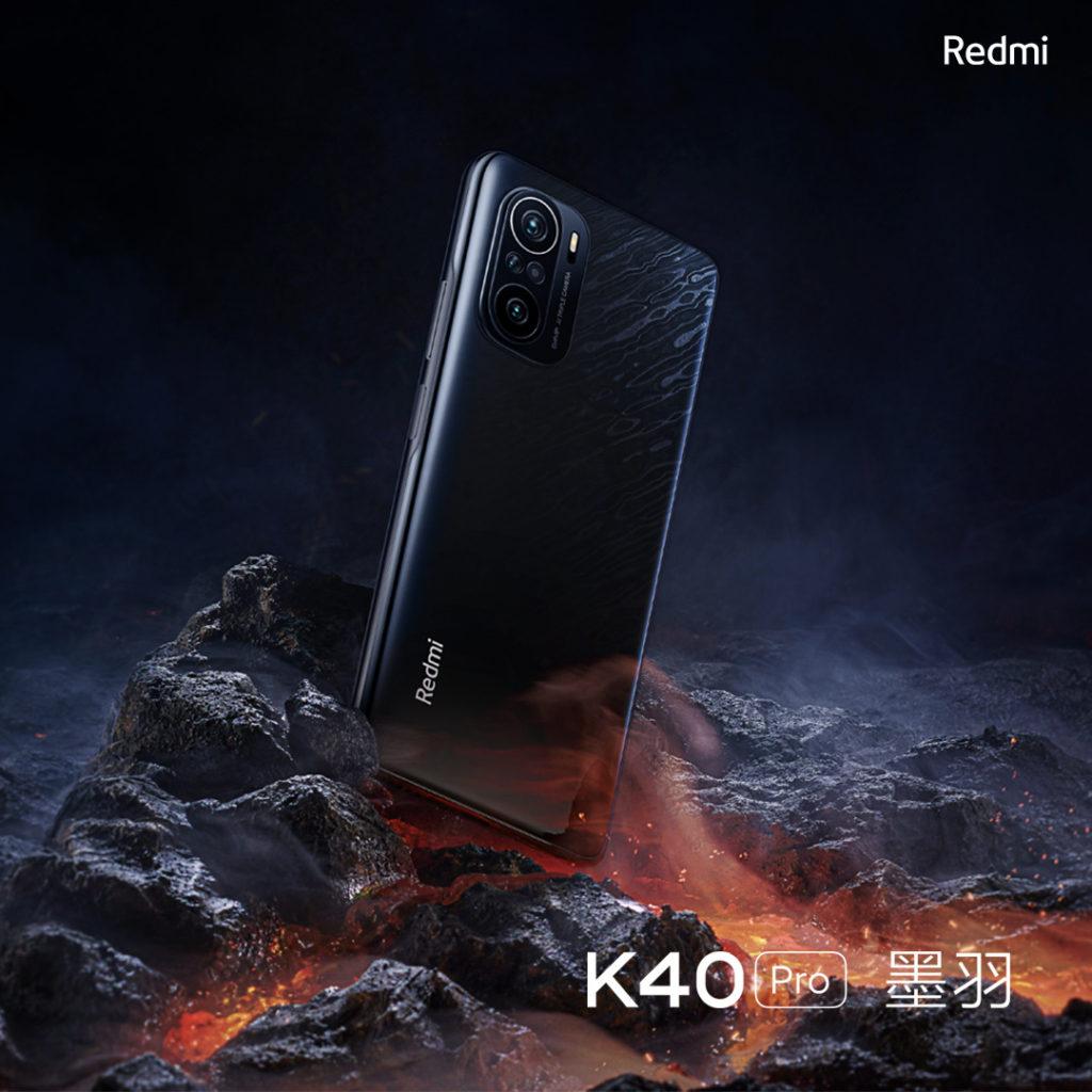 Siri Redmi K40 kini rasmi - skrin E4 AMOLED 120Hz, cipset flagship Snapdragon 888 & sensor utama 108MP 21