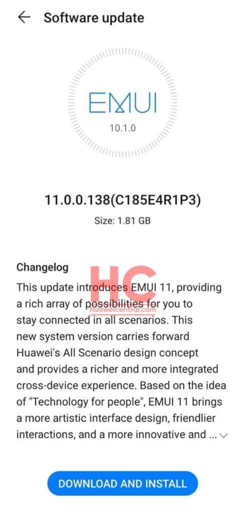 Kemaskini EMUI 11 kini ditawarkan kepada pengguna global Huawei P30 Pro dan Huawei P30 6