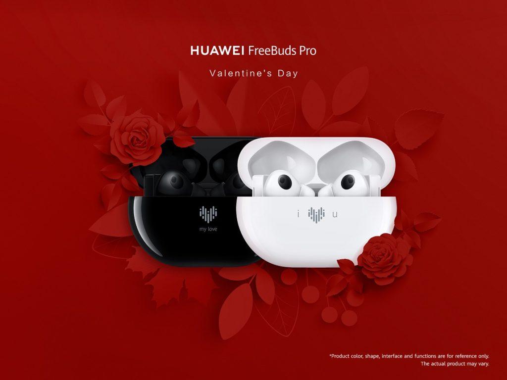 Huawei menawarkan perkhidmatan ukiran laser percuma bagi pemilik sediada dan baru Huawei FreeBuds Pro 3
