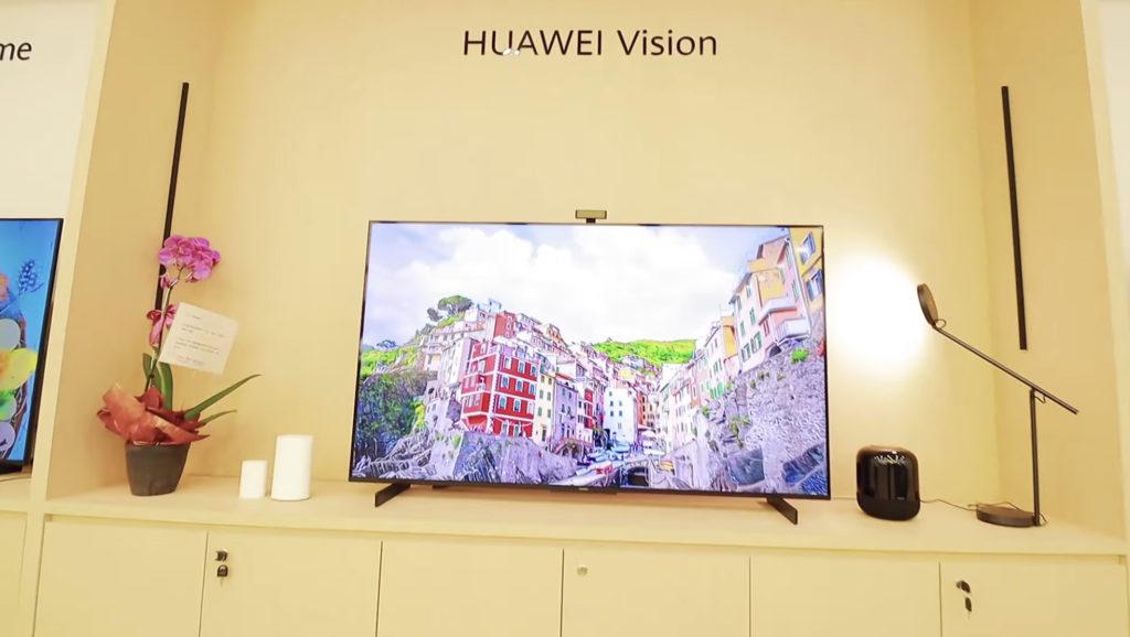 Alami Pengunaan HUAWEI Vision Smart Screen yang kini tersedia di 18 Huawei Experience Store 10