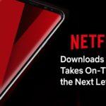 Netflix kini menawarkan fungsi muat turun offline automatik