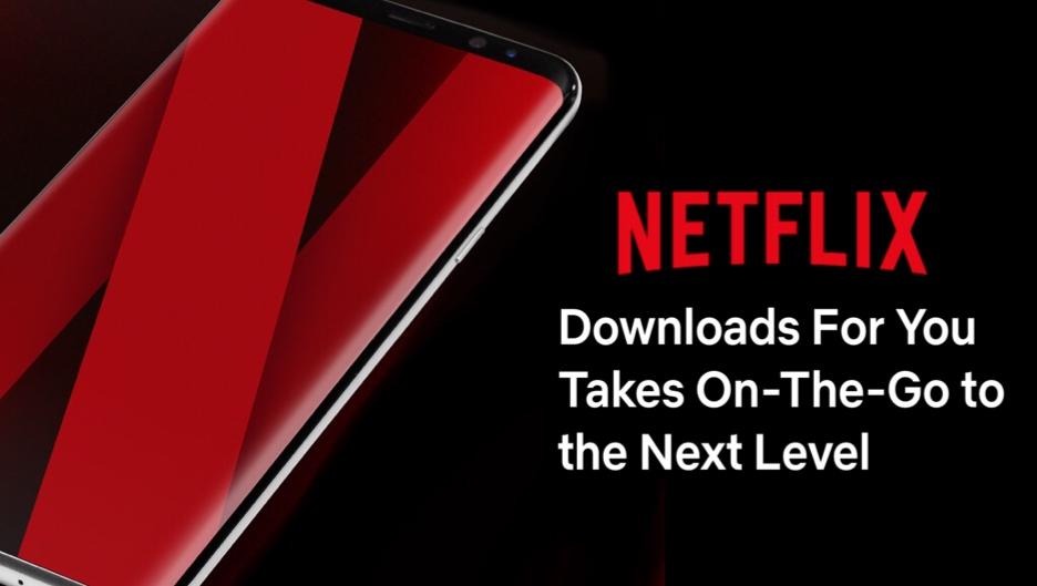 Netflix kini menawarkan fungsi muat turun offline automatik 3