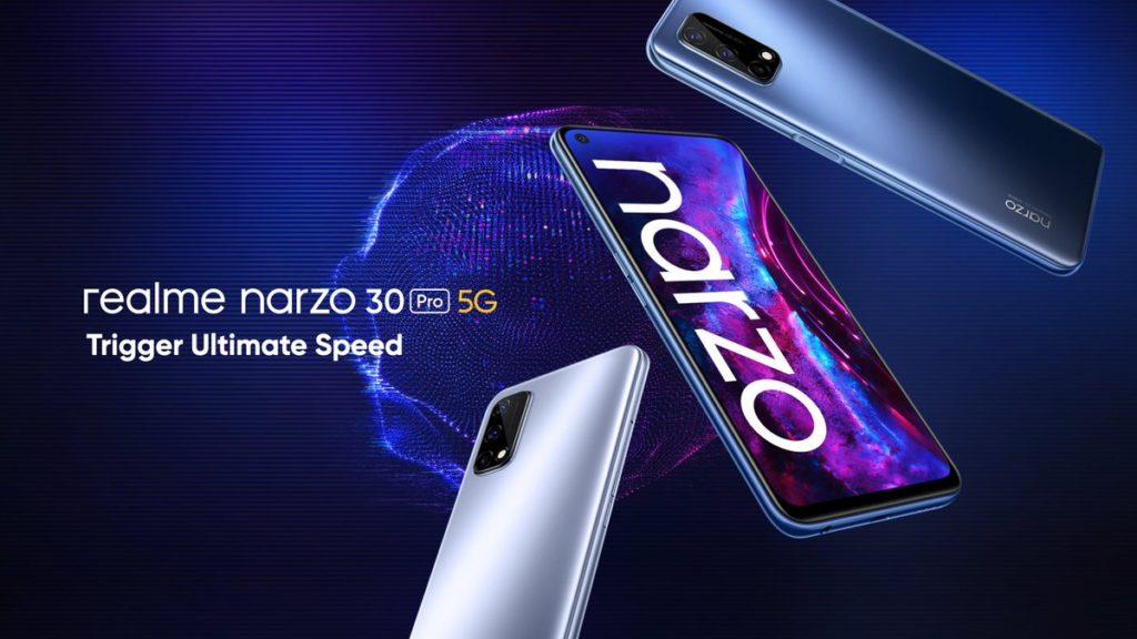 realme Narzo 30 Pro 5G kini rasmi pada harga serendah RM 948 - Narzo 30A turut dilancarkan 9