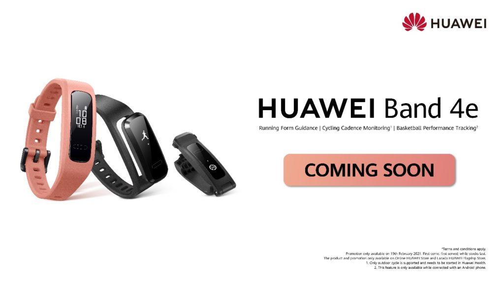 Huawei Band 4e akan dilancarkan di Malaysia pada 15 Februari ini 3