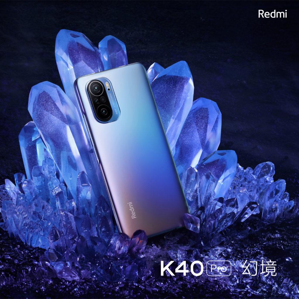 Siri Redmi K40 kini rasmi - skrin E4 AMOLED 120Hz, cipset flagship Snapdragon 888 & sensor utama 108MP 20
