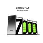 Samsung Galaxy M62 dengan bateri 7,000mAh bakal dilancarkan di Malaysia pada 3 Mac ini
