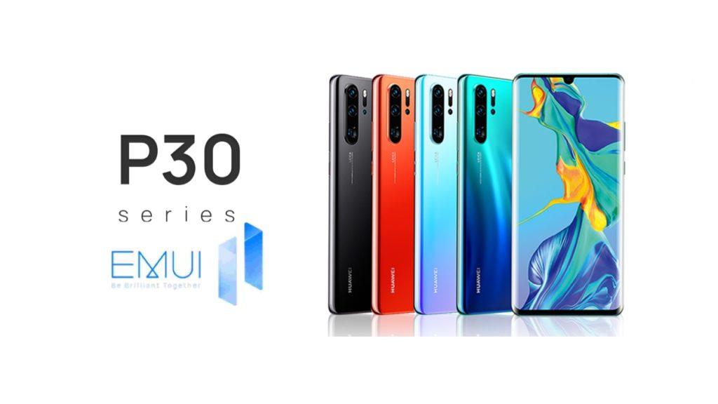 Kemaskini EMUI 11 kini ditawarkan kepada pengguna global Huawei P30 Pro dan Huawei P30 5