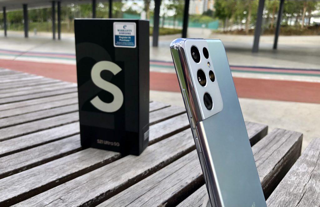 ULASAN : Samsung Galaxy S21 Ultra Malaysia - peranti flagship yang berciri Ultra pada semua aspek 112