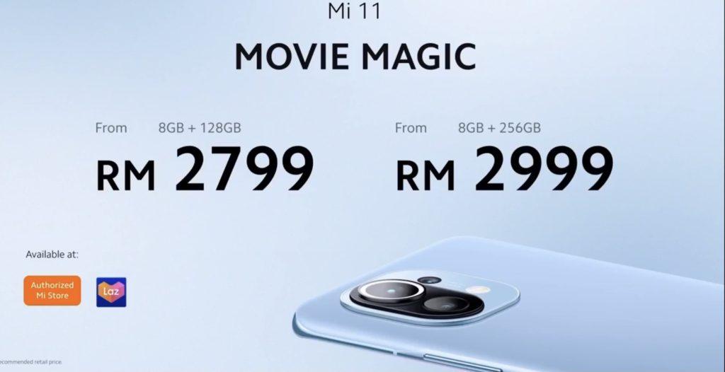Xiaomi Mi 11 kini rasmi di Malaysia dengan harga dari RM 2,799 sahaja 21
