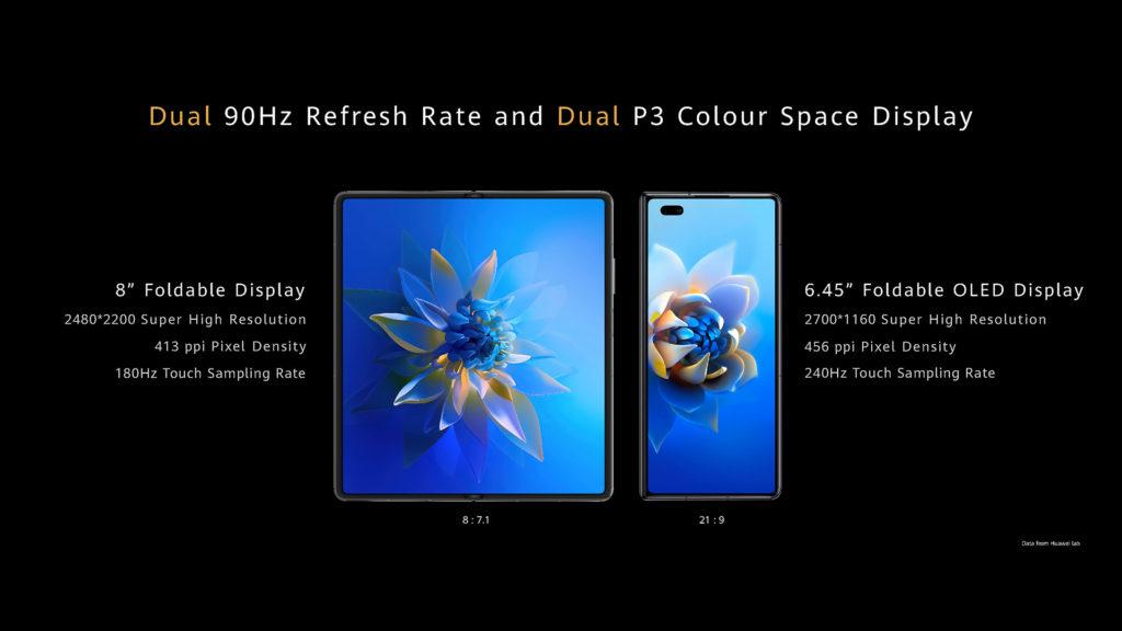 Huawei Mate X2 kini rasmi dengan dua skrin OLED 90Hz dan Kirin 9000 pada harga sekitar RM 11,250 35