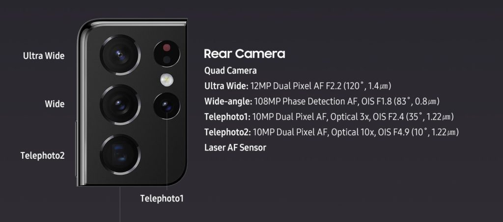 5 ciri Samsung Galaxy S21 Ultra yang patut anda ketahui 16