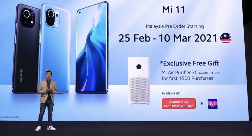 Xiaomi Mi 11 kini rasmi di Malaysia dengan harga dari RM 2,799 sahaja 29