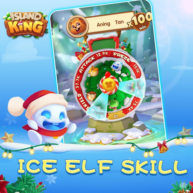 Permainan Video Island King merupakan permainan No.1 di Google Play Store dan Apple App Store hanya seminggu selepas pelancaran 23