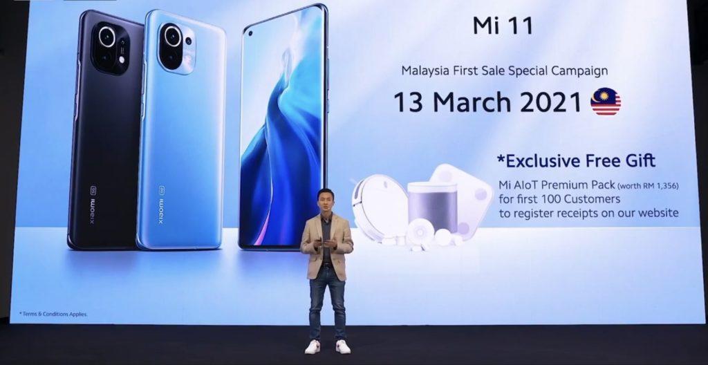 Xiaomi Mi 11 kini rasmi di Malaysia dengan harga dari RM 2,799 sahaja 30