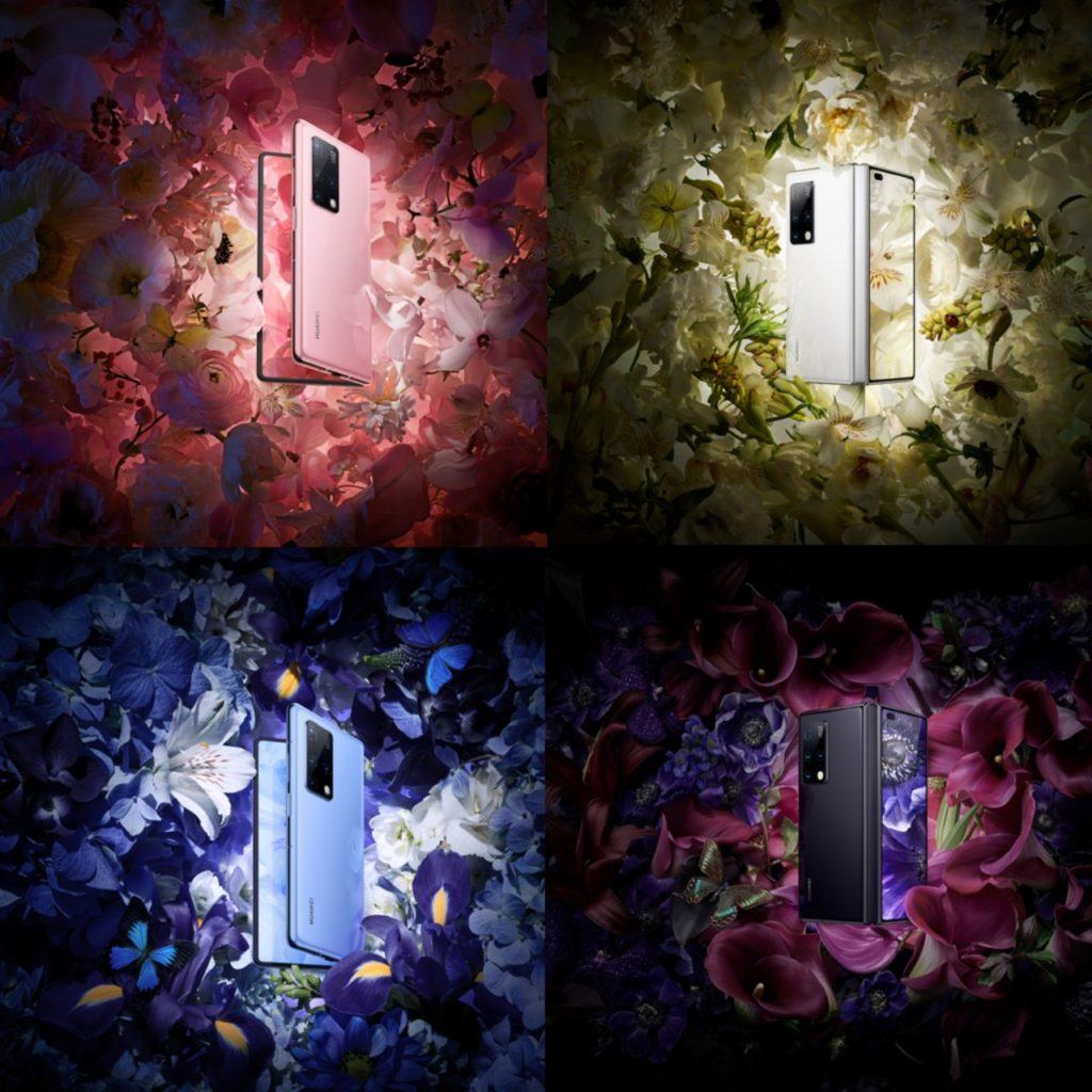 Huawei Mate X2 kini rasmi dengan dua skrin OLED 90Hz dan Kirin 9000 pada harga sekitar RM 11,250 41