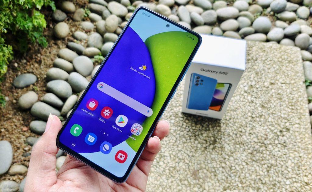 Pandang Pertama : Samsung Galaxy A52 - kini di Malaysia pada harga RM 1,499 sahaja 23