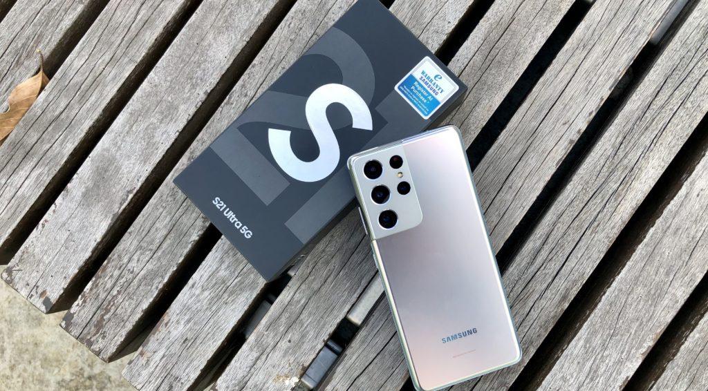 Penjualan Siri Samsung Galaxy S21 adalah yang tertinggi sejak 2017 3