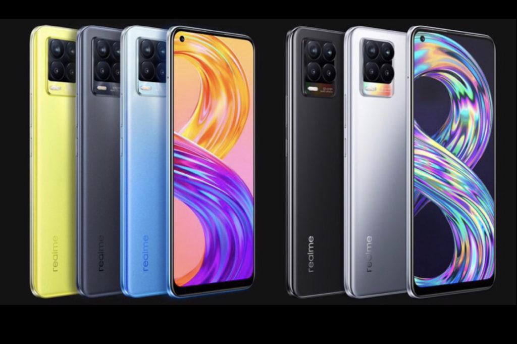 realme 8 Pro dan realme 8 kini rasmi - telefon pintar pertama realme dengan sensor 108MP 21