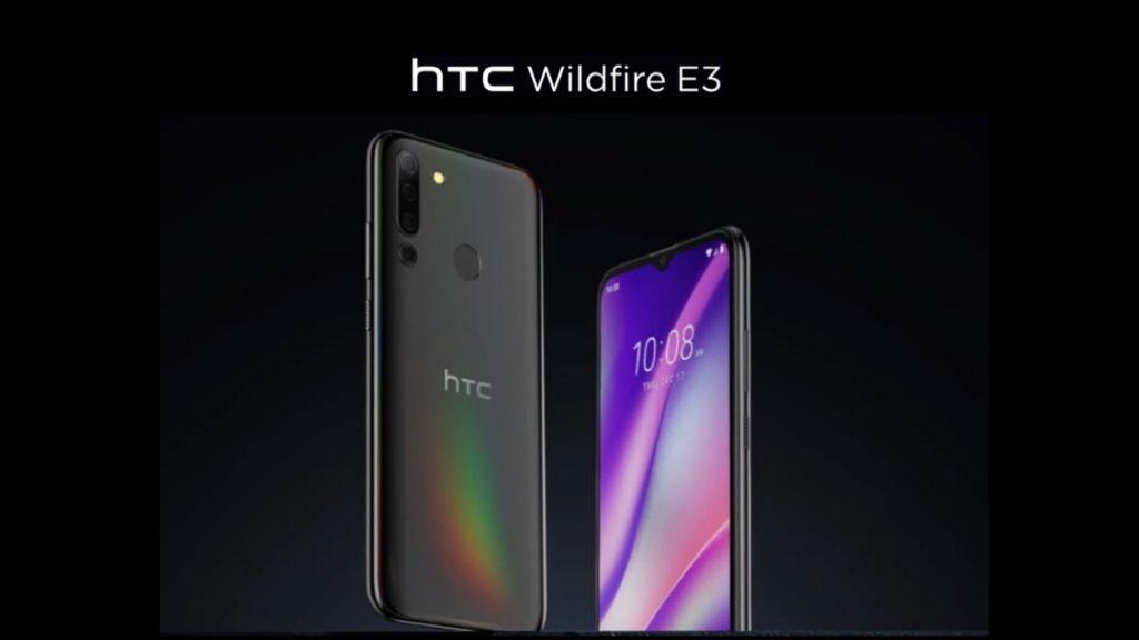HTC Wildfire E3 telah dilancarkan dirasmi 11