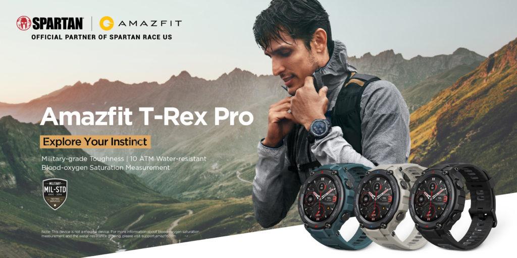 Jam Pintar Lasak Amazfit T-Rex Pro kini rasmi di Malaysia pada harga RM 659 9