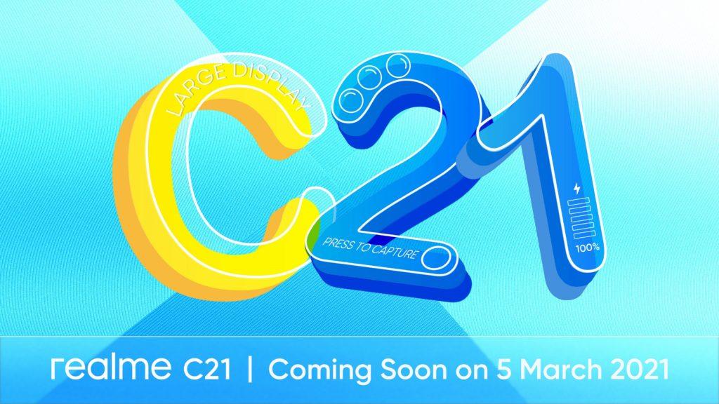 realme C21 tiba di Malaysia 5 Mac ini - Bateri 5,000mAh & Tri-Kamera AI 13MP 3