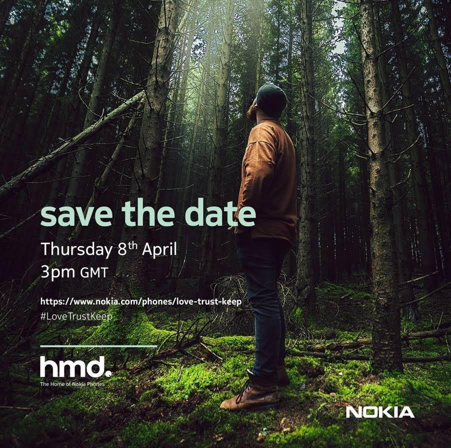 HMD Global sahkan pelancaran telefon pintar baru Nokia akan berlangsung pada 8 April 2021 3