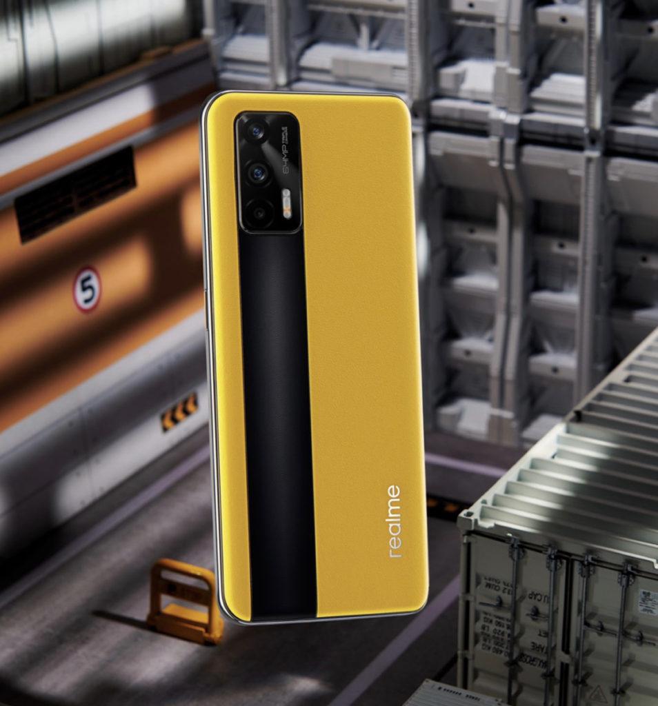 realme GT 5G kini rasmi - Snapdragon 888 , Skrin Super AMOLED 120Hz pada harga serendah RM 1,752 33