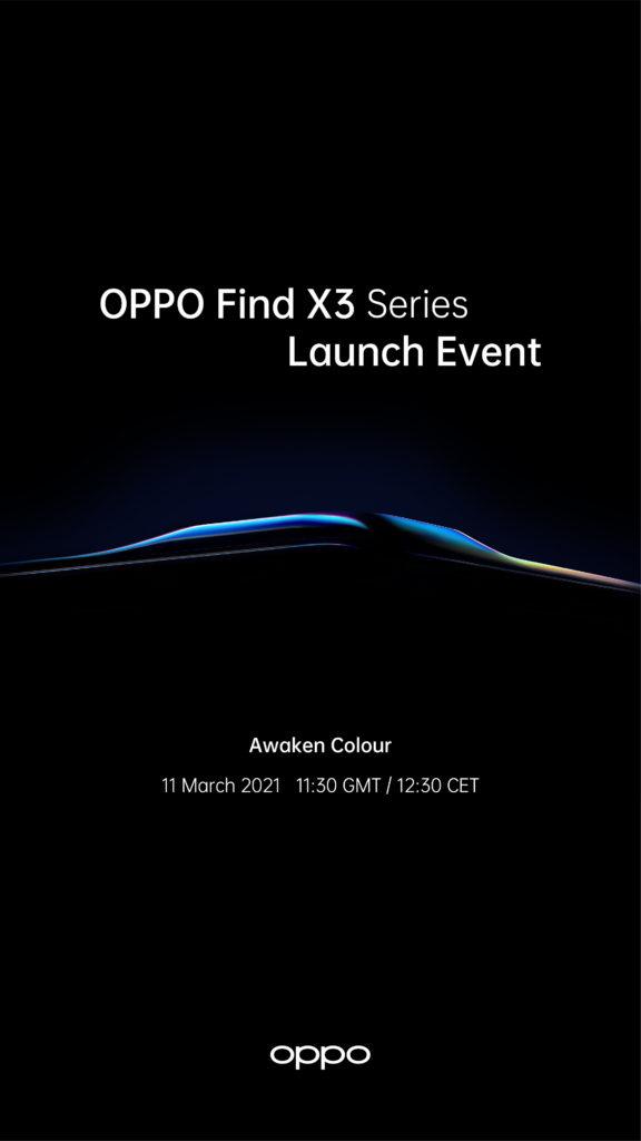 Siri Oppo Find X3 akan dilancarkan pada 11 Mac ini 3